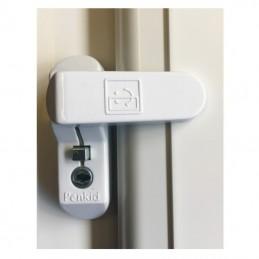 Lango užraktas su raktu